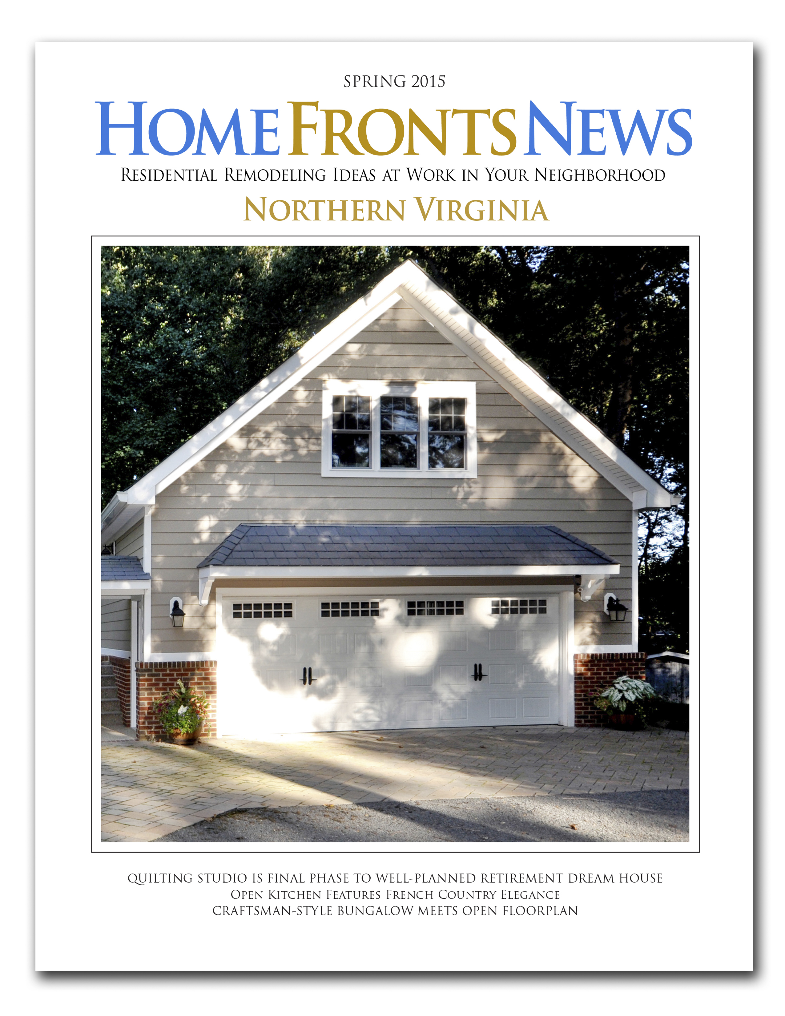 Home Fronts News SPRING