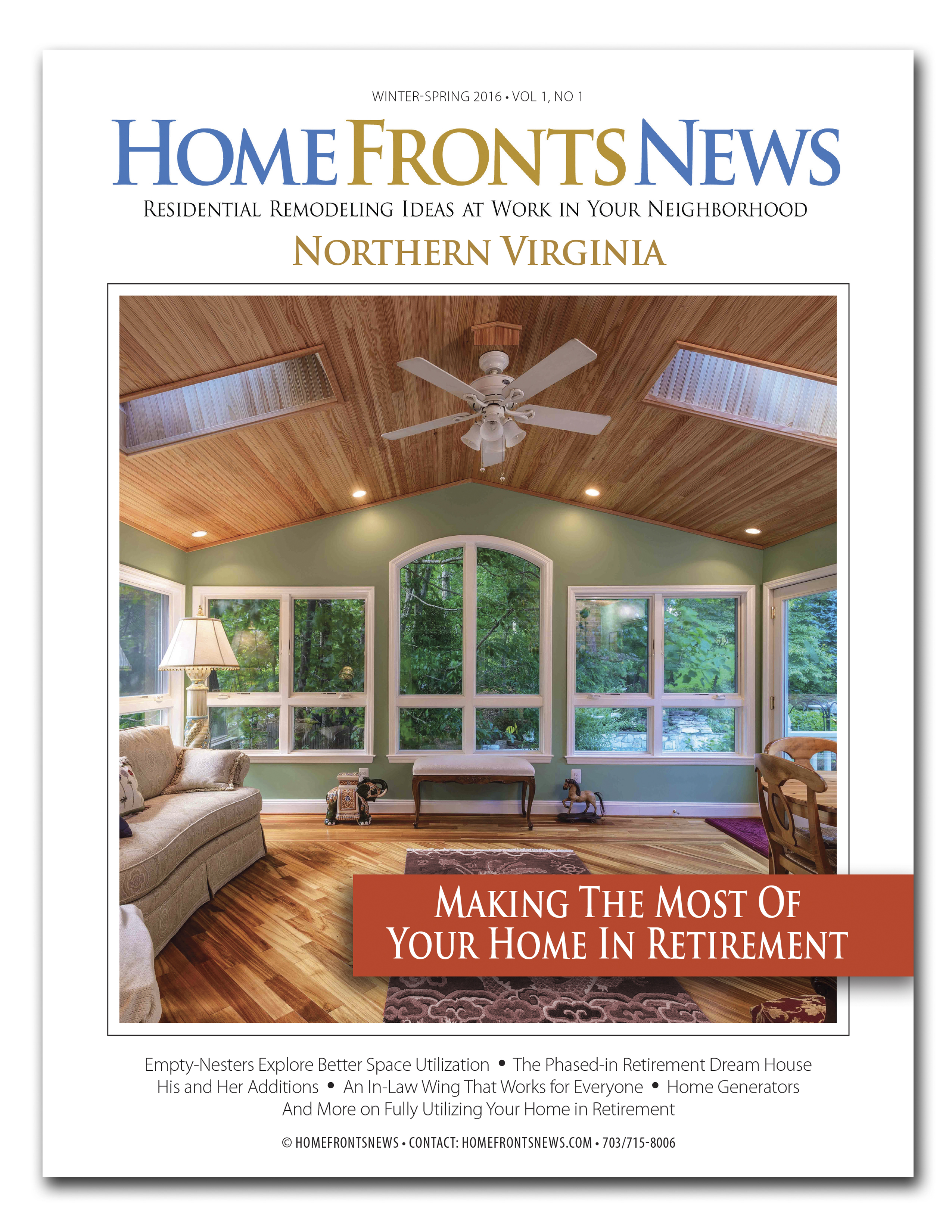 Home Fronts News 2016 WINTER